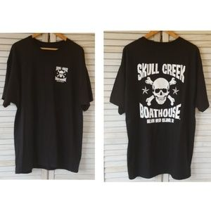 Skull Creek Boathouse T-shirt